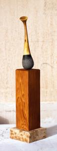 Kalapács,8×8×30cm,gránit,fa